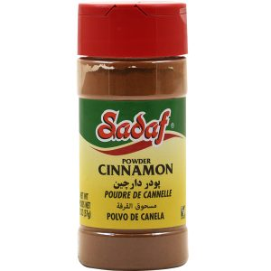Sadaf Cinnamon Powder 12×2 oz.