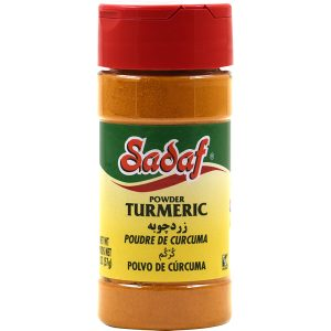 Sadaf Turmeric Powder 12X2 oz.