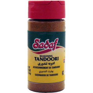 Sadaf Tandoori Seasoning 12X2 oz.