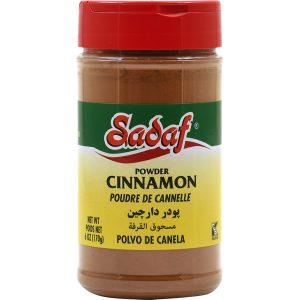 Sadaf Cinnamon Ground 10×6 oz.