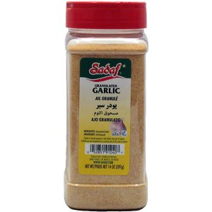Sadaf Garlic Granulated 12X14 oz.