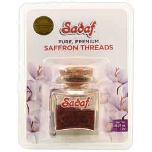 Saffron Threads Pure, Premium 2 g