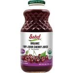 Sadaf Organic Sour Cherry Juice 12×32 oz.