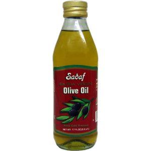 Sadaf Extra Virgin Olive Oil 12×0.5 L
