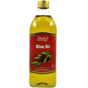 Sadaf Extra Virgin Olive Oil 12×1 L