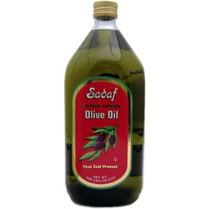Sadaf Extra Virgin Olive Oil 6×2 L
