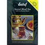 Sadaf Special Blend Tea with Cardamom 24×8 oz.