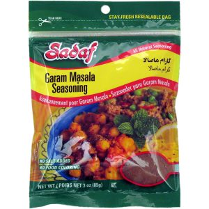 Sadaf Garam Masala Seasoning 12×3 oz.
