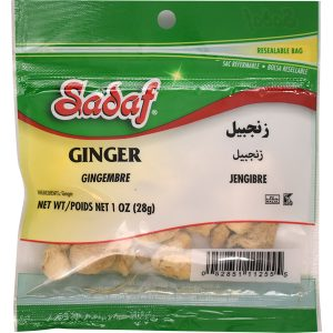 Sadaf Ginger Whole 12×0.75 oz.