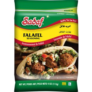 Sadaf Falafel Seasoning 12×4 oz.