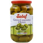 Sadaf Green Cerignola Sicilian 6×12 oz.