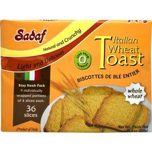 Italian Wheat Toast 11.3 oz.