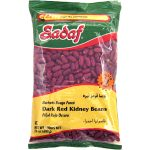 Sadaf Dark Red Kidney Beans 24×24 oz.
