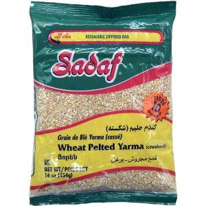 Sadaf Wheat Pelted crushed- Yarma 24×16 oz.