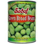 Sadaf Green Broad Beans 24×20 oz.