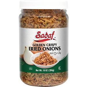 Sadaf Fried Onions Golden Crispy 12×10 oz.