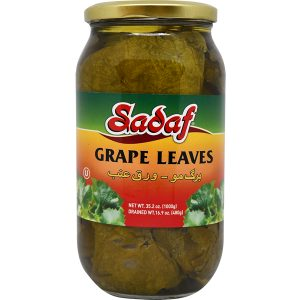 Sadaf Grape Leaves 6×35.20 oz