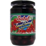 Sadaf Pitted Sour Cherry in Light Syrup 12×24 oz.