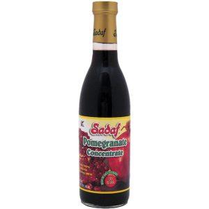 Sadaf Pomegranate Concentrate | 100% Natural – 12×12.7 fl. oz.