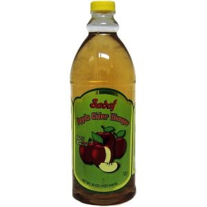 Sadaf Apple Cider Vinegar 100% Natural 12×32 fl. oz.