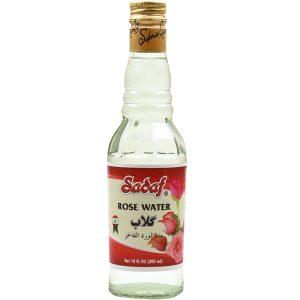 Sadaf Rose Water (Lebanon) 12×10 oz.