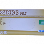 RONCO POLY Polyethylene Disposable Gloves – 500/BOX