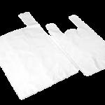 T-Shirt Bag 6x4x15 (S) #1074 13 MIC 3000/cs