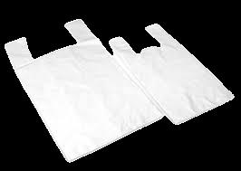 T-Shirt Bag 10+6.5×20 (M) 16 Mic 2000/cs