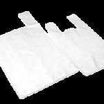 T-Shirt Bag 12+7×23 (L) 17.5 Mic. 2000/cs