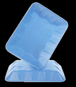 CKF FOAM TRAY – 4-D – MEAT PACKAGING – 500/CASE
