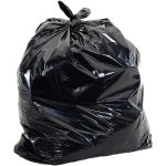 30×38 Garbage Bag Extra-Strong Black 125/cs