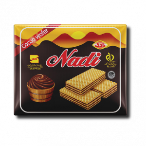 Cocoa Wafer 40gr