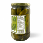 Baby Dill Cucumber Pickle – 680gr