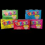 Surprise Fruit Flavoured Bubble Gum with Toys – 5pcs
