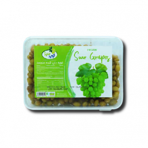 Ghooreh | Frozen Sour Grapes – 300gr